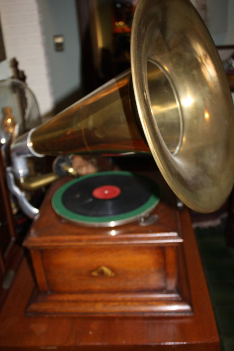 Grammophon His Masters Voice